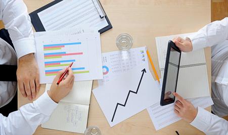 Estudio y asesoramiento económico y financiero para empresas